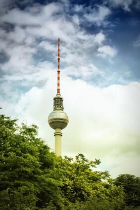 Berlin ab 2030 nur noch Grün?