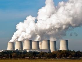 Atomruinen als Energiequellen