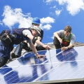 Solaranlage abbau