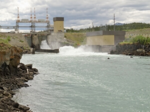 Wasserkraftwerk