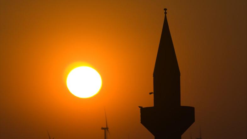 Die Windräder der Evangelischen Kirche