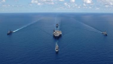Meerwasser als neuer Treibstoff