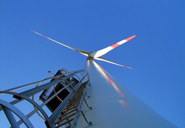 Die Zukunft der Windräder