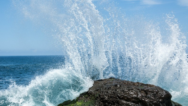 Was ist ein Wellenkraftwerk?