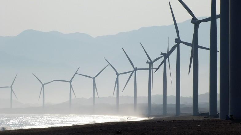 Deutschlands größter Meereswindpark steht weiter still