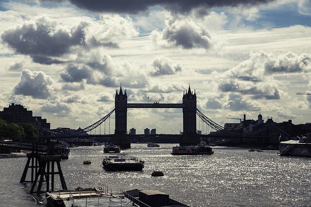 Fettbetriebenes Kraftwerk in London liefert Energie