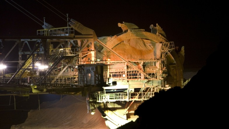 Braunkohle durch Energiewende gefördert