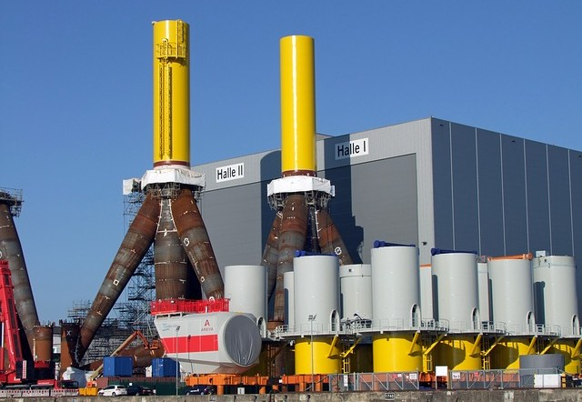 Erstes Großprojekt nach EEG-Reform: Milliardeninvestition in Offshore-Windpark