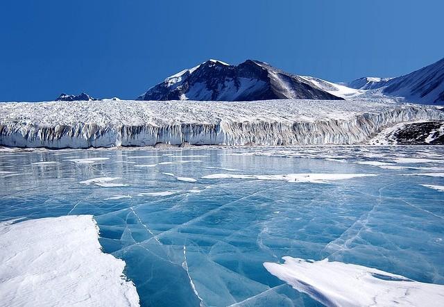 Rekord: Kältester Punkt der Erde erzeugt