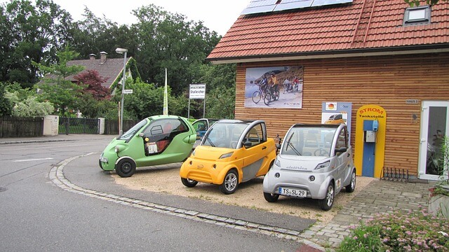 Deutschlands beliebteste Elektroautos