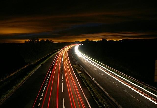Smart Highways: Straßenbeleuchtung mit Solarenergie in Holland