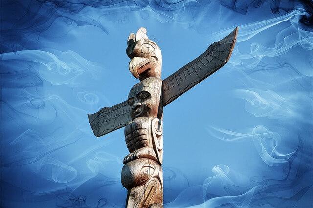 Kanadische Indianer bestellen deutsche Windräder