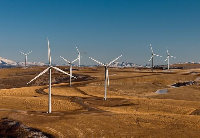 Polnischer Windpark von vortex in Rekordzeit gebaut