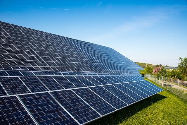 Riesiges Solarkraftwerk von Trina Solar geht ans Netz