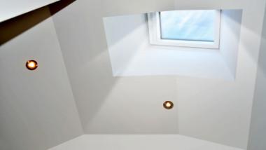 Mit den richtigen Dachfenstern Energie sparen