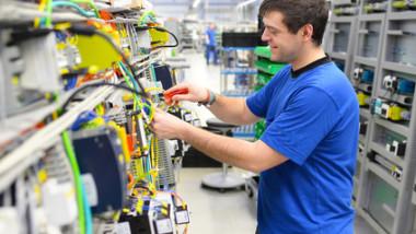 Effizienz ist das A und O in industriellen Anlagen