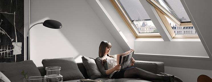 Dachfenster klug saniert – Energie eingespart