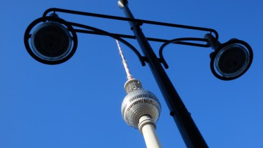 LED-Technologie in Berliner Gaslaternen: Historie geht Symbiose mit Moderne ein