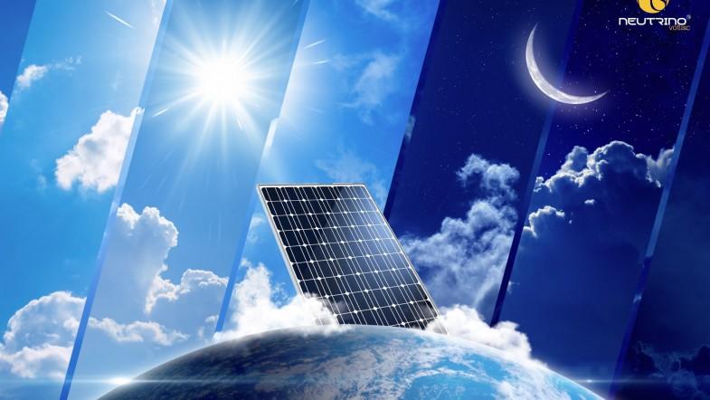Neutrinovoltaik – wenn die Solarzelle ohne Licht funktioniert