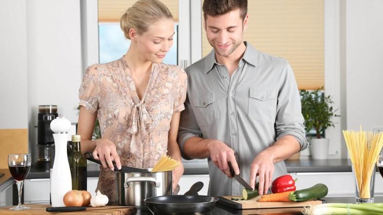 Energiesparend kochen und essen